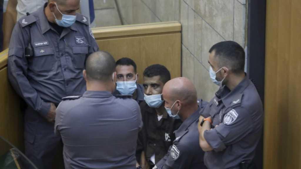 Le prisonnier palestinien Zakaria Zubeidi transféré à la clinique de la prison de «Beersheba»