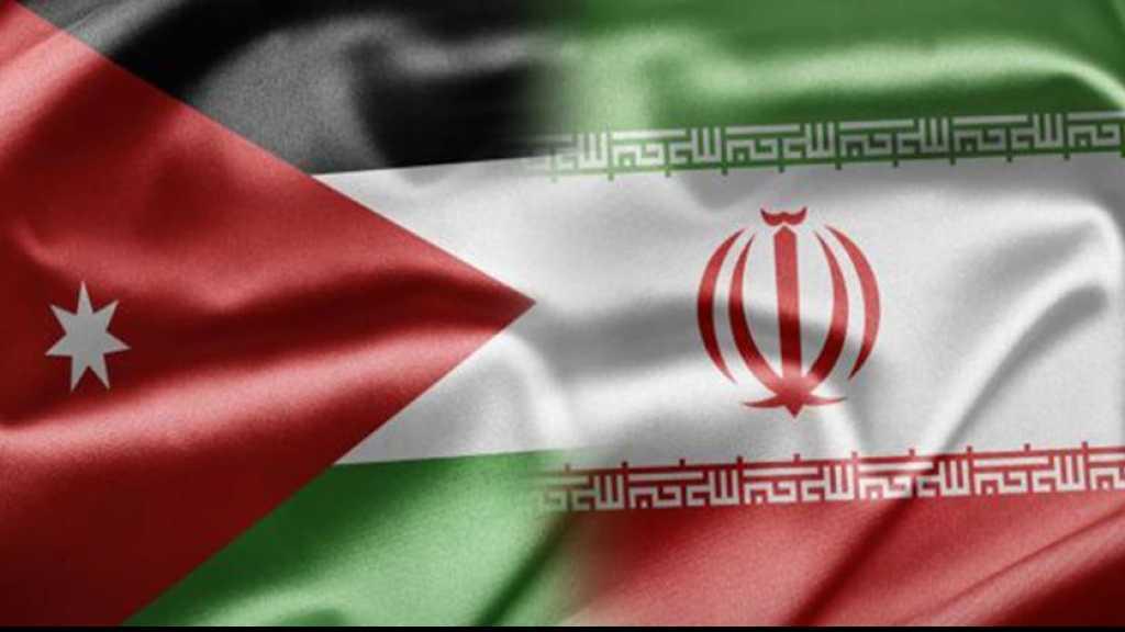 Les ministres iranien et jordanien des AE discutent des relations bilatérales et de questions régionales
