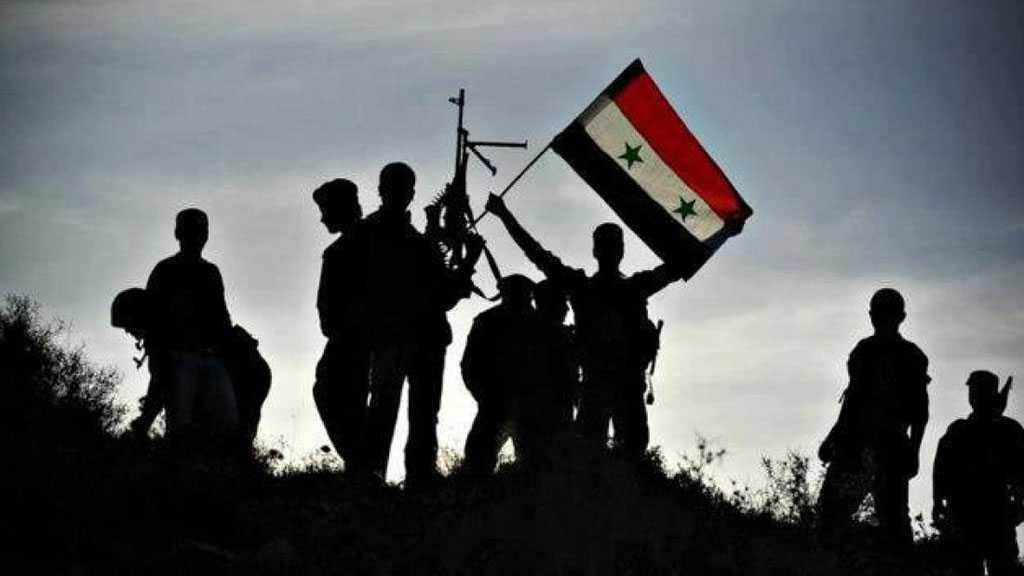 La salle des opérations des alliés de la Syriedécide de répondre durement à l'agression israélienne sur Palmyre