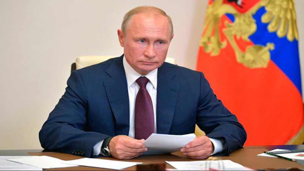 Selon Poutine, évoquer sa succession est «déstabilisateur» pour la Russie