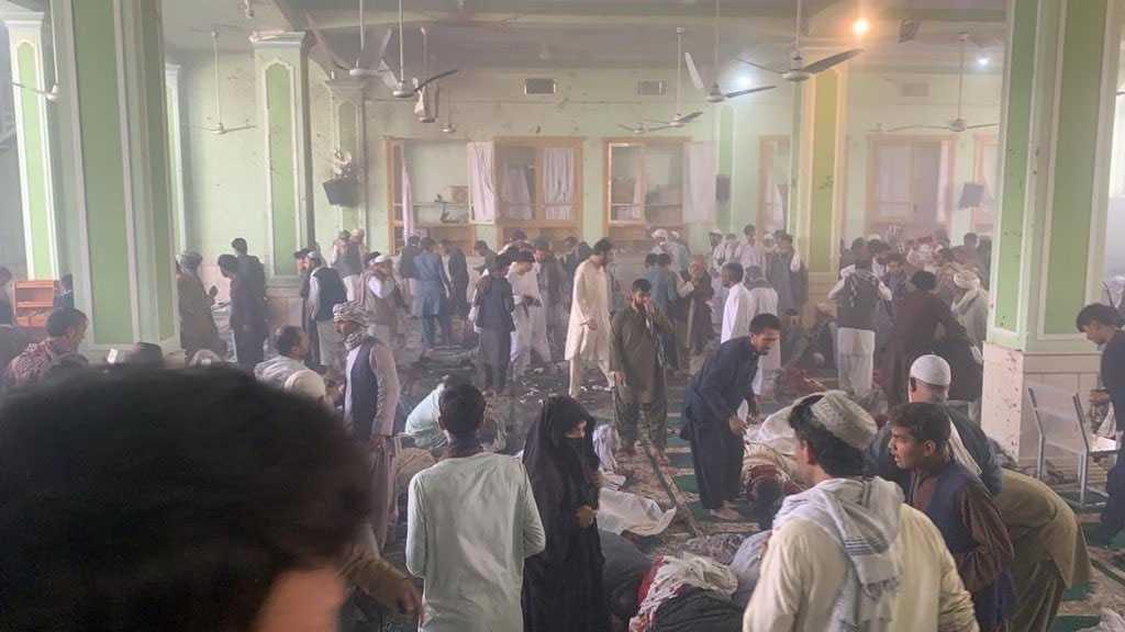 Afghanistan: explosion meurtrière dans une mosquée chiite de Kandahar à l'heure de la prière