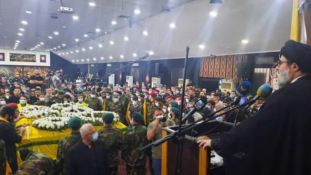 Sayed Safeiddine: Les FL ont commis le massacre de Tayouné pour entrainer le Liban dans la guerre civile
