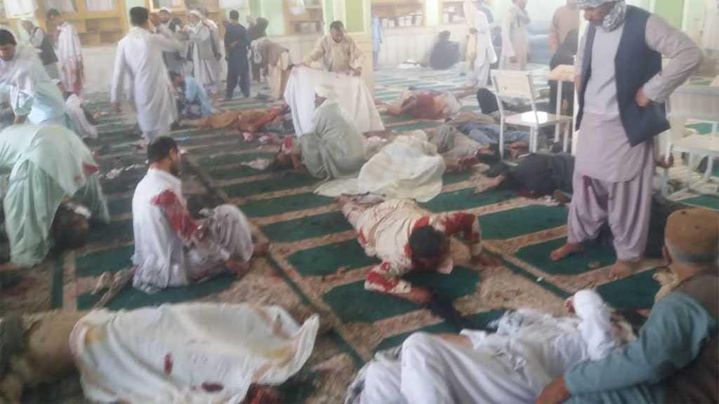 Afghanistan: «Daech» revendique l'attentat dans une mosquée chiite à Kandahar, le bilan s'élève à 62 martyrs