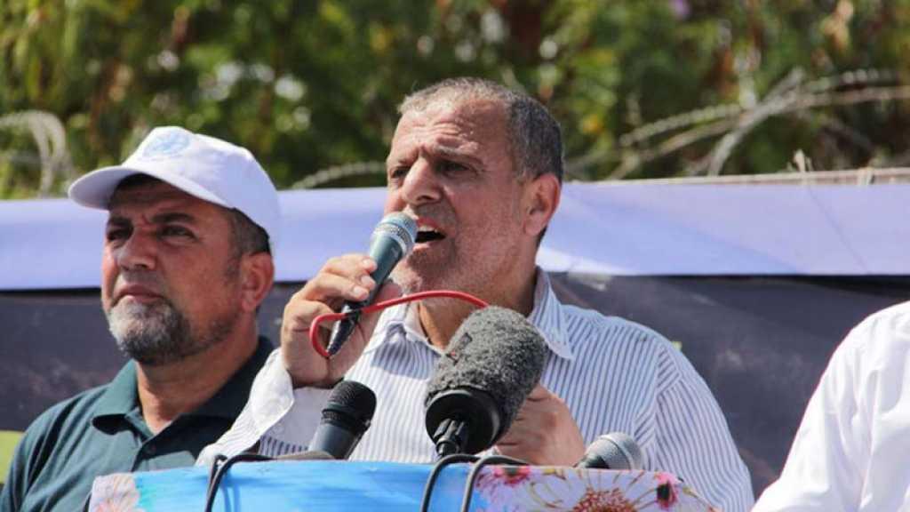 Le Hamas met en garde l'occupation contre toute atteinte à Al-Qods et aux prisonniers