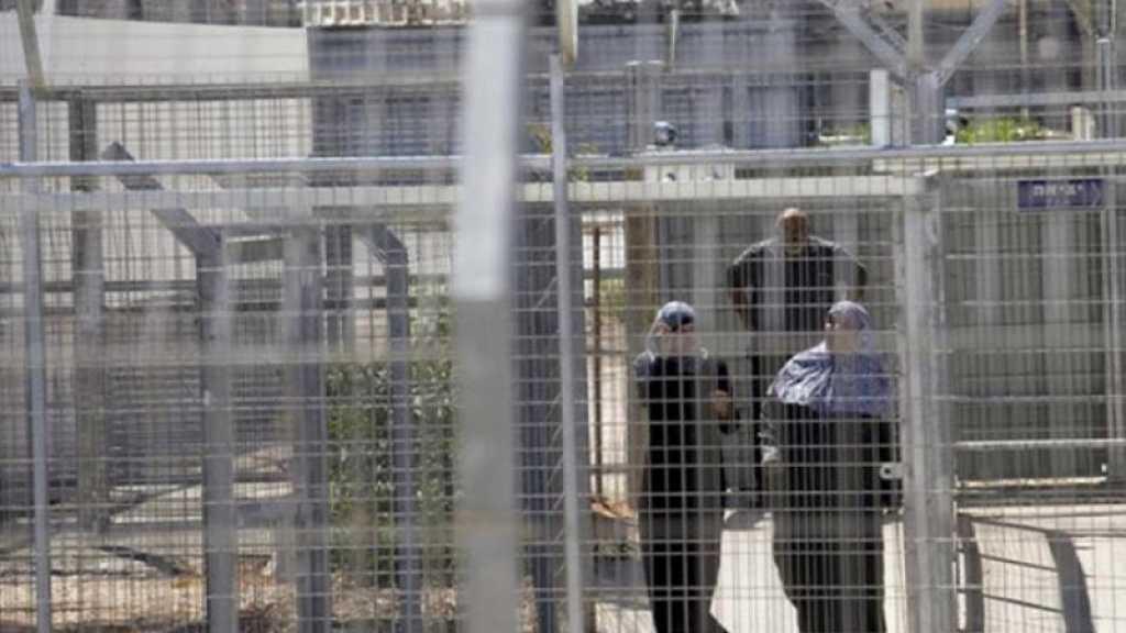 Trois détenues palestiniennes entament une grève de la faim