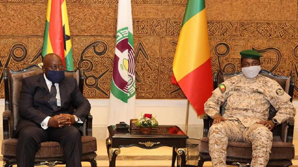 Mali: la Cédéao délivre un «message ferme» à la junte sur les élections