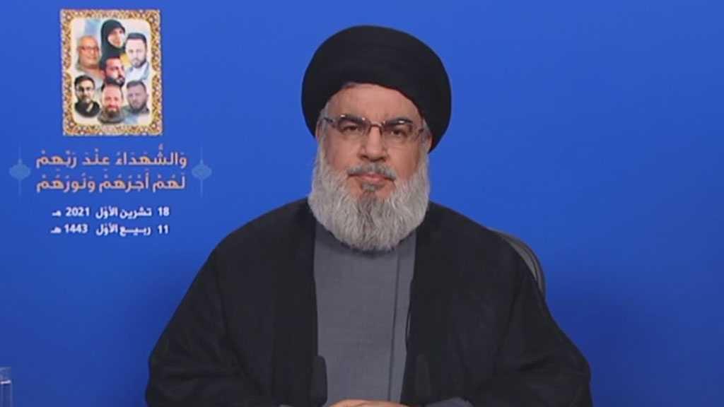 Sayed Nasrallah au chef des «FL»: la branche militaire du Hezbollah comprend 100.000 combattants, tirez les leçons de nos guerres et des vôtres