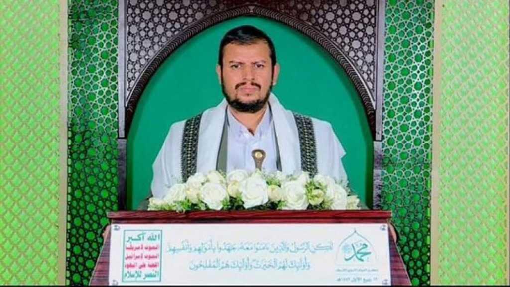 Sayed Al-Houthi: Nous faisons partir de l'équation que toute menace d'al-Qods engendrera une guerre régionale