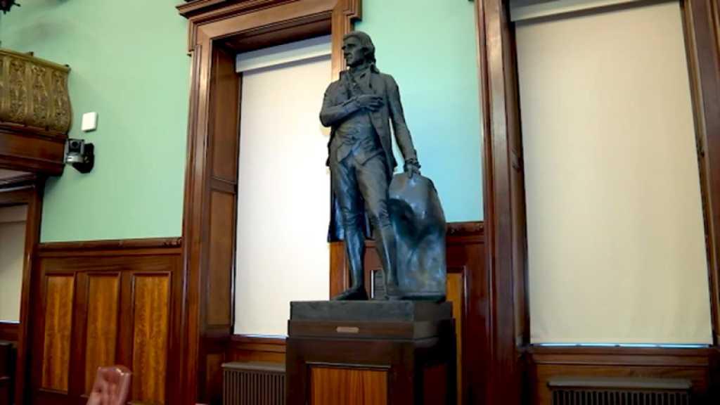 New York: la mairie retire une statue de Thomas Jefferson pour son passé esclavagiste