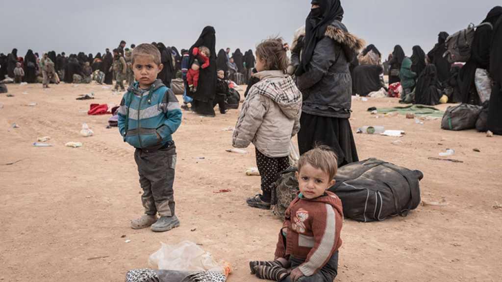 Syrie: trois enfants britanniques de terroristes remis à Londres
