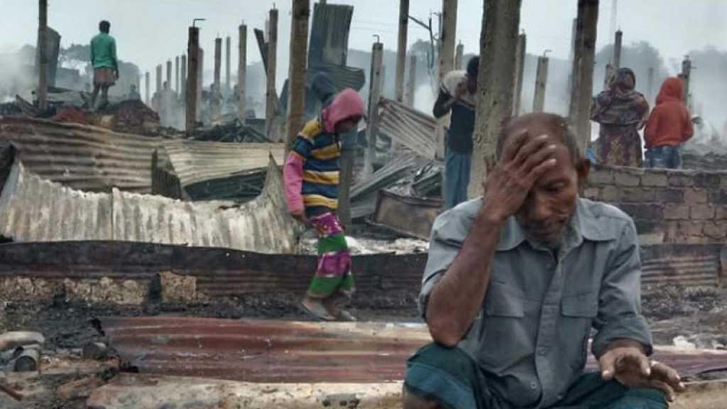 Bangladesh: une fusillade fait sept morts dans un camp de réfugiés rohingyas