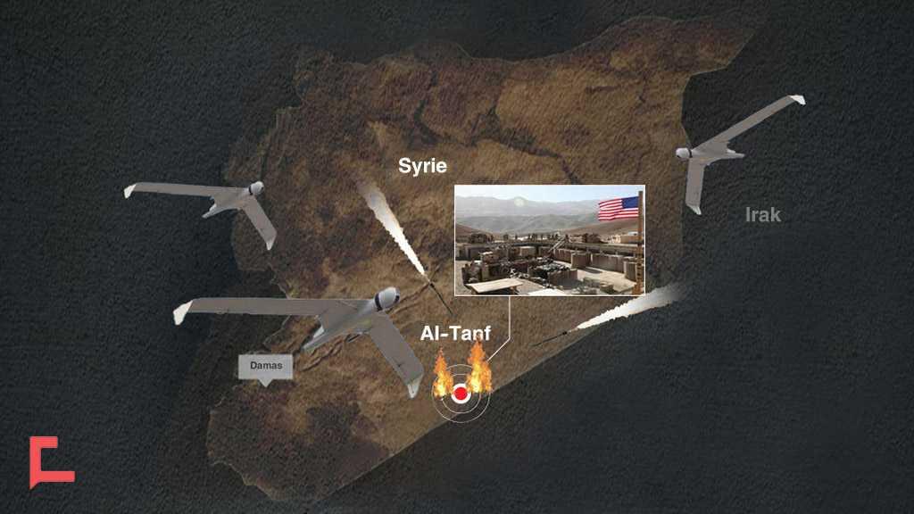 Al-Tanf, la base militaire fragile
