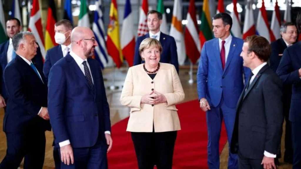 Pluie d'hommages pour Angela Merkel lors d'un sommet européen aux allures d'adieu