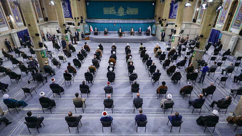Sayed Khamenei: L'unité autour de la Palestine est la voie à l'unité entre les musulmans