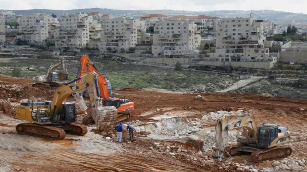 «Israël» annonce la construction de 1355 nouveaux logements pour les colons
