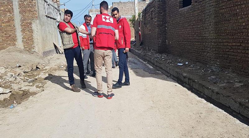 Du Liban avec amour: main dans la main pour porter secours aux victimes