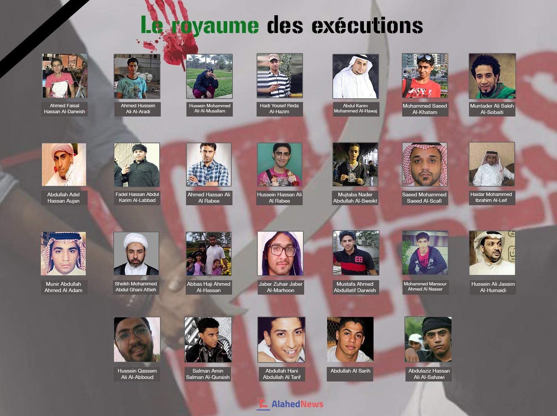 Au royaume des exécutions, chaque martyr a sa propre histoire tragique