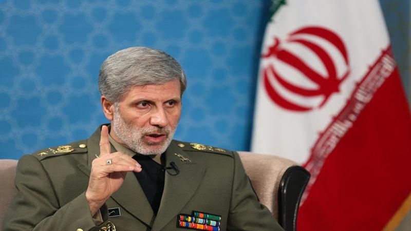 Ministre iranien de la Défense: l'Iran réagira «fermement» aux agresseurs, ils «regretteront»