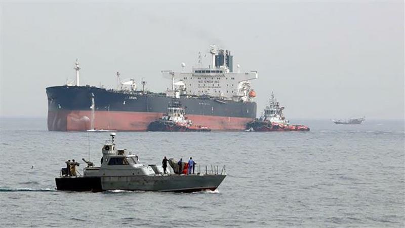 Iran: le CGRI saisit un pétrolier étranger