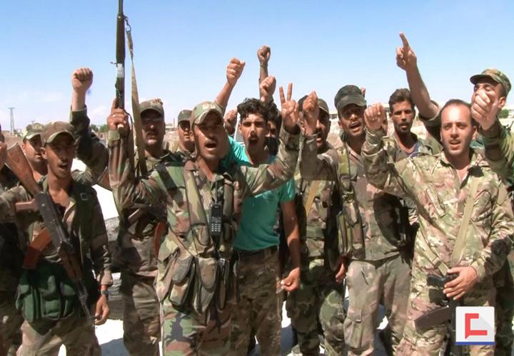 AlAhed à Khan Cheikhoun ... c'est ainsi que les terroristes se sont enfuis