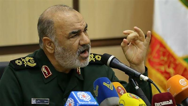 Le général Salami: Lorsque nous recourons aux négociations au détriment de la logique de la résistance, c'est un signe de faiblesse