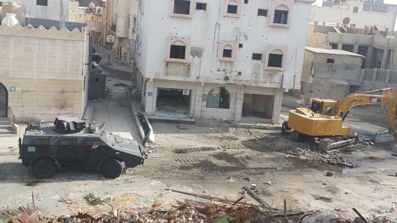 Awamiya: Les forces saoudiennes envahissent le quartier Al-Owayna à l'aide de véhicules blindés