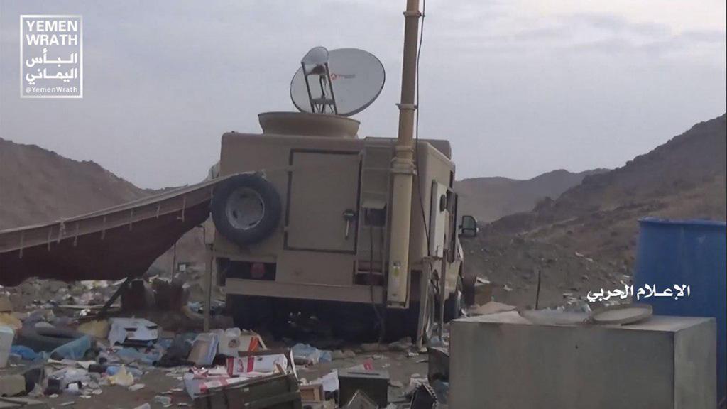 Ansarullah publie de nouvelles images de l'opération «Victoire grâce à Dieu»