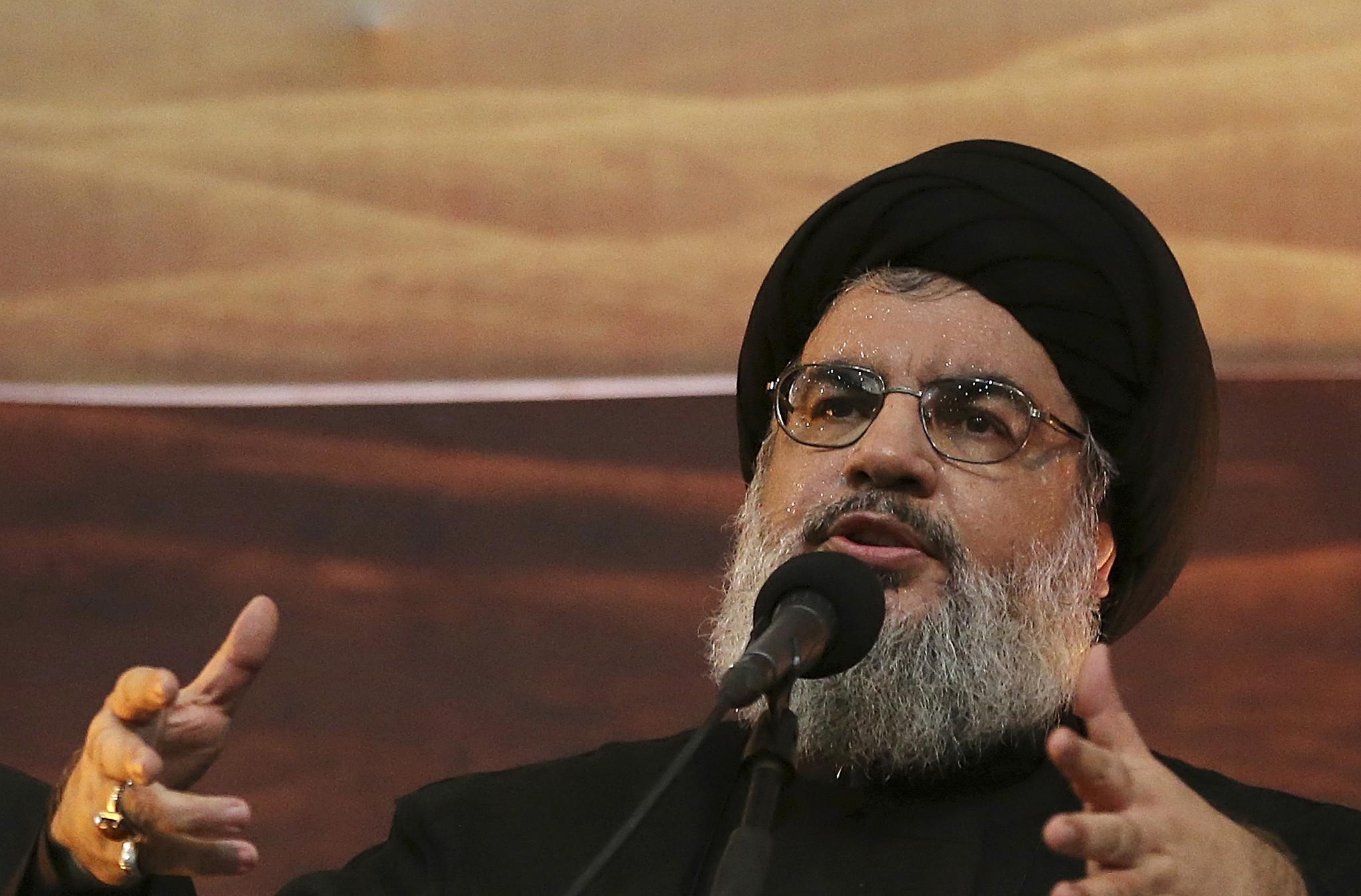 Sayed Nasrallah: le peuple libanais a une crise de confiance très profonde à l'égard des autorités