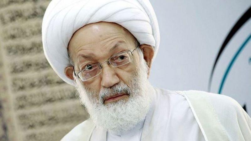 Cheikh Issa Qassem: Non au «deal du siècle», non au projet de la Terre pour la paix