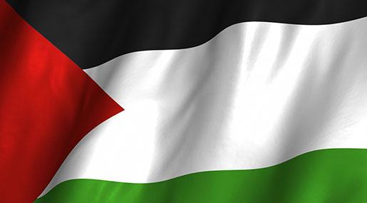 La résistance palestinienne tire une roquette téléguidée vers un véhicule militaire israélien à l'est de Gaza