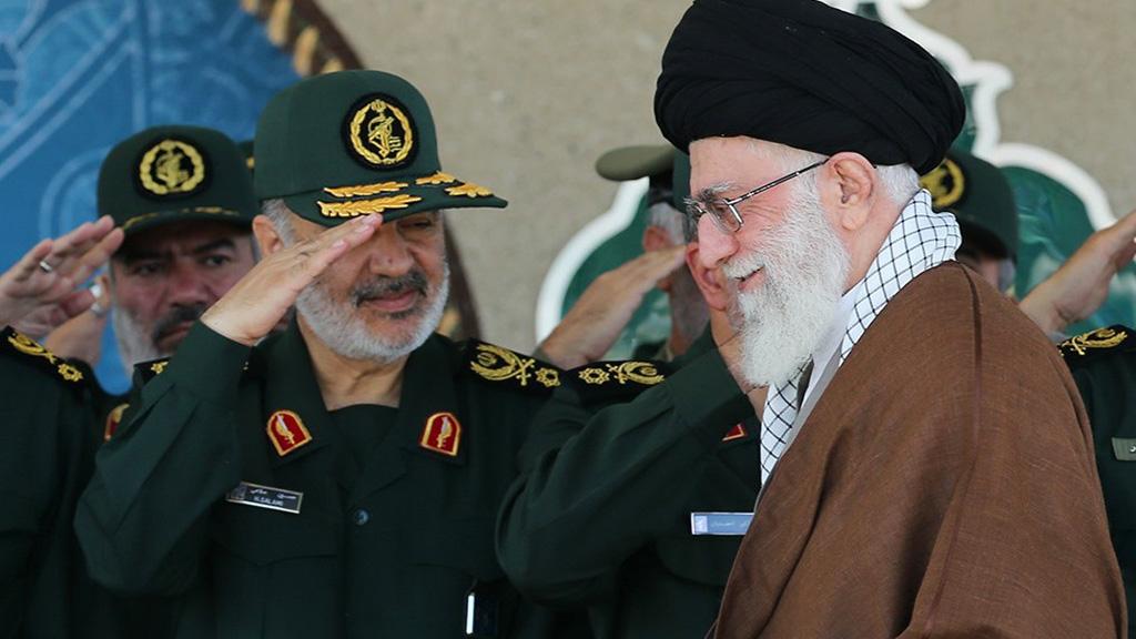 Le général Salami: nous manifestons dans les rues de façon continue, répondant à l'ordre du Leader