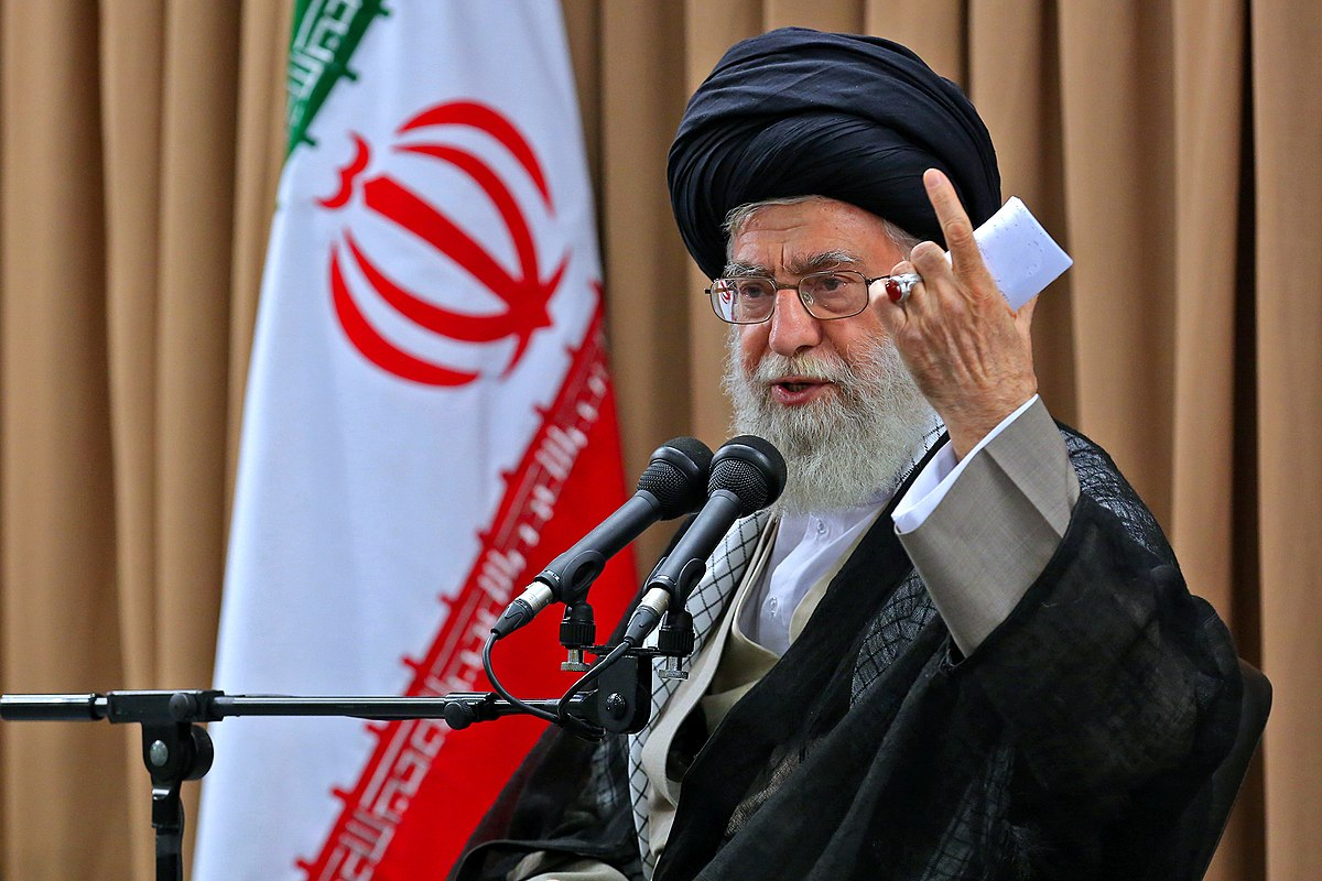 Sayed Khamenei a adressé un discours en langue arabe