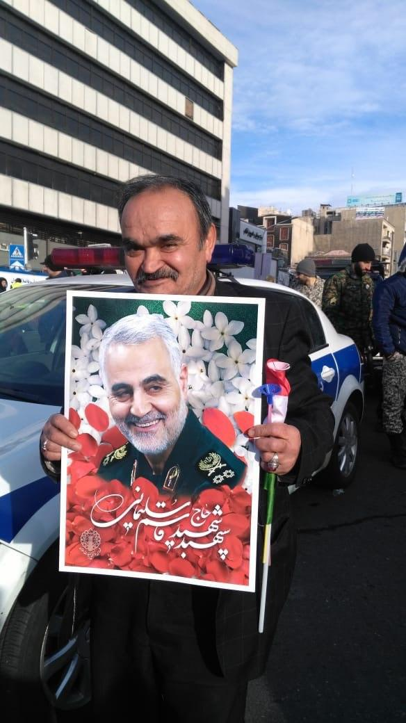 Le 41e anniversaire de la victoire de la Révolution islamique (Photos)