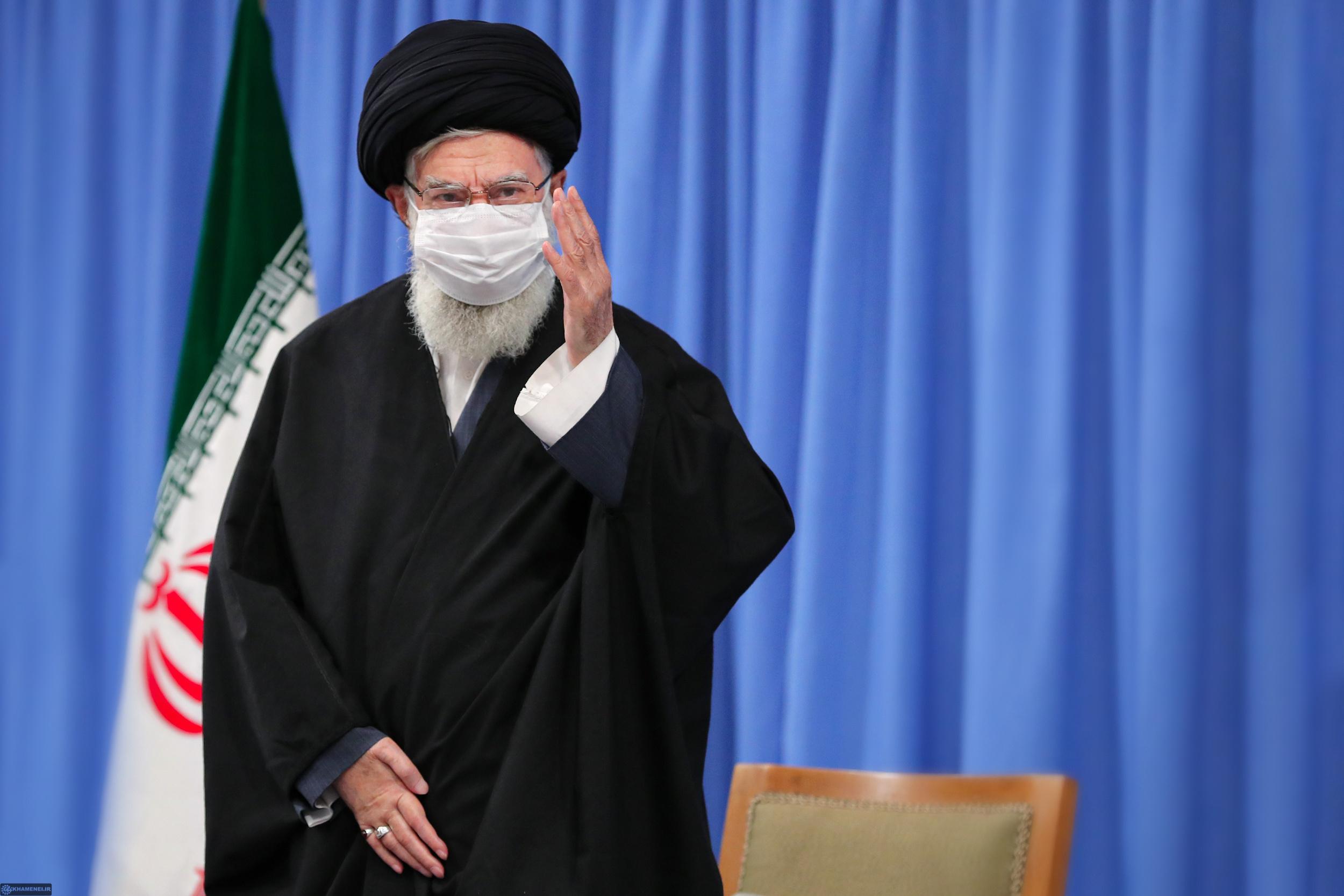 Cérémonies commémoratives du martyre de Soleimani: réunion des organisateurs avec sayed Khamenei