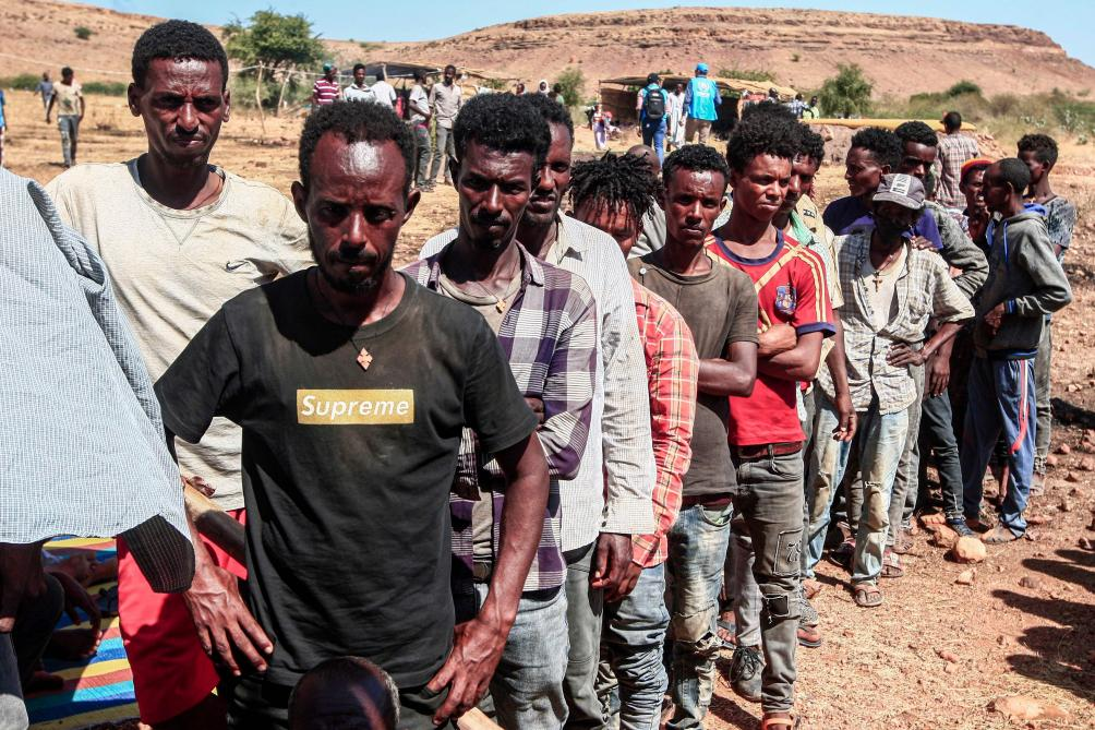 Une «crise humanitaire à grande échelle» se développe à la frontière entre l'Éthiopie et le Soudan, selon l'ONU