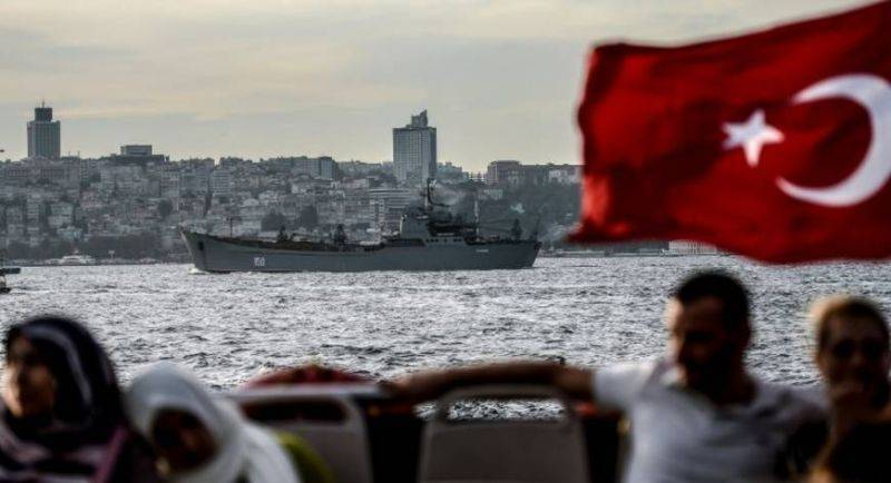 Ankara bloque la fouille d'un bâtiment turc en route pour la Libye